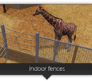 Indoor Fences (Zeta-Designs)