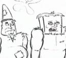 SpongeBob Doppelganger
