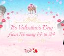 Valentine's Day 2017 Event