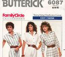 Butterick 6087 A