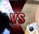 All Might vs. Saitama