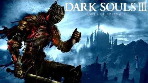 Dark Souls III Soundtrack OST - Champion's Gravetender & Greatwolf (Ashes of Ariandel)