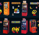 List of Pac-Man medal games