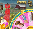 Country Girl Life Spree Spinner