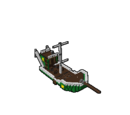 Trolling Trawler