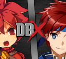 Elsword vs. Roy (Fire Emblem)