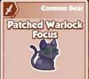 Patched Warlock Focus
