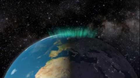 El porqué de la Aurora Boreal