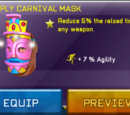 Supply Carnival Mask