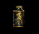 Smoke Grenade-Gold Phoenix