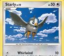 Starly (Majestic Dawn TCG)