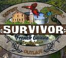 Survivor ORG 24: French Guiana
