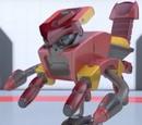 Robot Bourreur d'urnes
