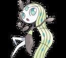 Meloetta (Pokémon Series)