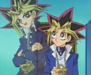 Yami Yugi and Yugi (Yu-Gi-Oh! Duel Monsters, user picture, Rawgna73, 1).png