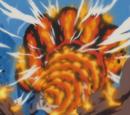 Elemento Lava: Gran Puño Destructor