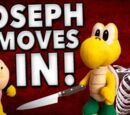 Joseph Moves In!