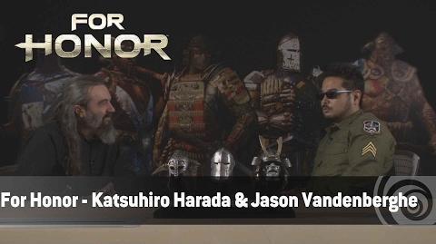FiliusLunae/Katshuhiro Harada entrevista a Jason Vandenberghe y aclamación del juego por la crítica