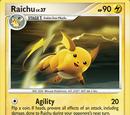 Raichu (Majestic Dawn TCG)