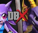 Lilac vs Spyro