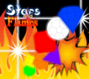 Stars and Flames