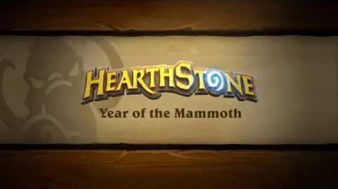 CuBaN VeRcEttI/Comienza un año de proporciones mastodónticas en Hearthstone