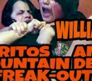 WILLIAM'S DORITOS AND MOUNTAIN DEW FREAKOUT!