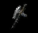Alabarda de jinete de dragón