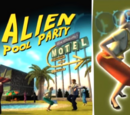 Alien Pool Party