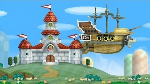 Newer Super Mario Bros Wii- Holiday Special 100% Walkthrough Part 1 (All Star Coins & Secret Exits)