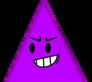 Shoaigo Purple Triangle