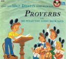 Proverbs and Do What the Good Book Says