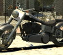 Vehicles manufactured by Liberty City Cycles