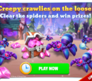 Spooky Spiders Mini Event