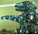 Metal T-Rex
