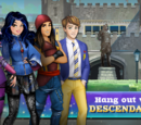 Descendants (mobile game)