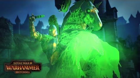 CuBaN VeRcEttI/Bretonia se incorpora como nueva raza jugable en Total War: Warhammer