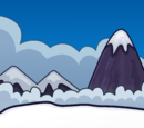 Top Of The Mountain Background