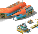Bulkhead Plant (Research Vessel)