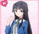 Shizuka Mogami/Cards