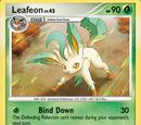 Leafeon (Majestic Dawn 7 TCG)
