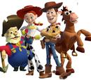 Woody's Roundup Toys