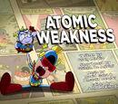 Atomic Weakness