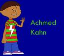 Achmed Kahn (The Backyard Show)