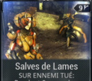 Salves de Lames