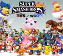 Kingdom Smash Brothers: The Ultimate Showdown