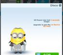 Disco Minion Costume