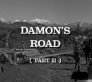 Damon's Road: Part 2