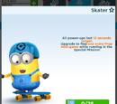 Skater Minion Costume