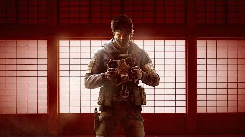 Tom Clancy's Rainbow Six Осада - Оперативник Echo